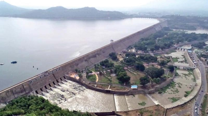 Mettur Dam fills for the third time! Increase in arrival !!