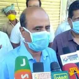 corona virus issue - Cuddalore District Collector Warning