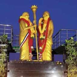 Jayalalithaa, MGR statue unveiled without permission; Will the police take action