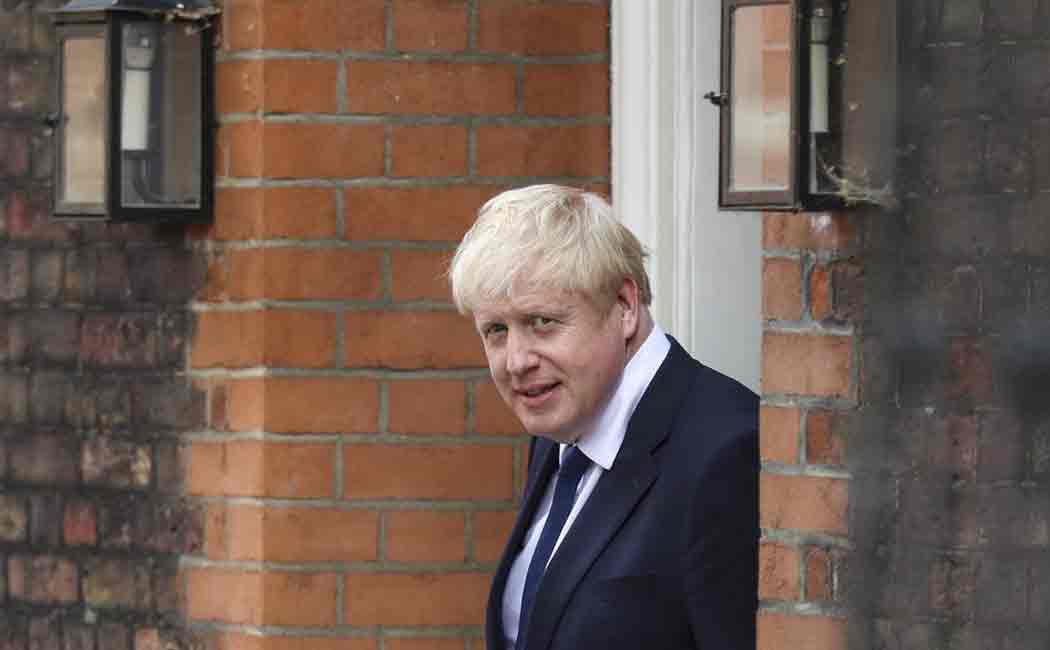 boris johnson elected as prime minister of britain