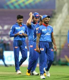ipl match sun risers hyderabad vs delhi capitals teams