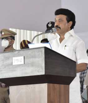 tamilnadu chief minister mkstalin thanks to peoples