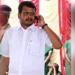 dmk party mla senthil balaji cbcid raid collect the documents and golds, properties asset