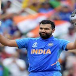INDIA CRICKET TEAM PLAYER ROHIT SHARMA WORLD RECORD AT SRILANKA MATCH IN WORLD CUP
