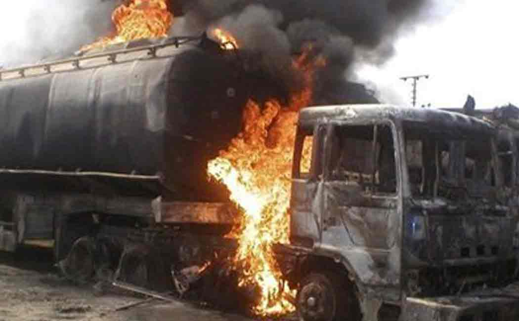 fuel tanker accident in niger
