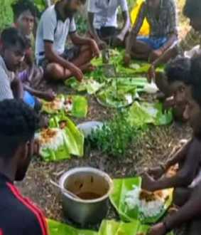 Young men convicted of feasting on fish