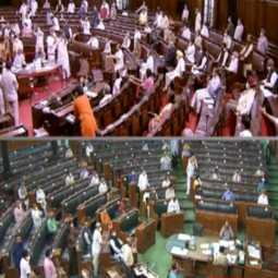 agriculture bills passed in rajyasabha