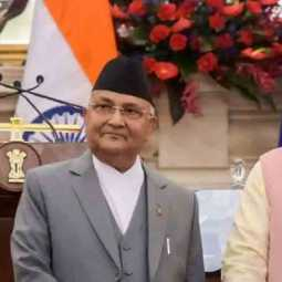 nepal pm says india try to topple him