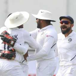 SOUTH AFRICA VS INDIA TEST MATCH AT PUNE INDIA HAS TO INNINGS WIN