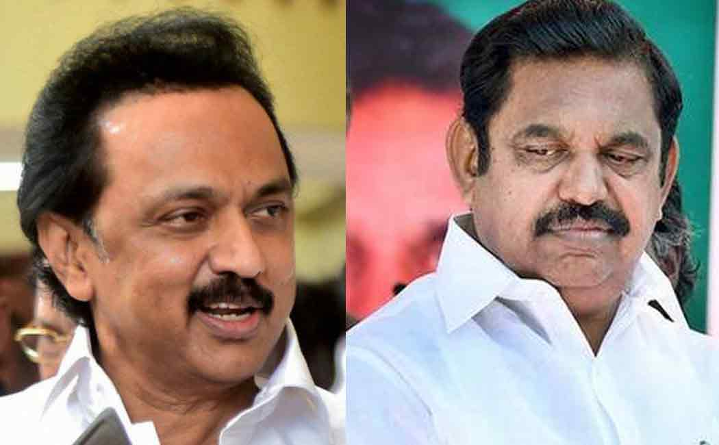 highcourt notice to dmk and admk