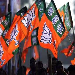 bjp leader shot in odisha