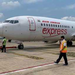 air india express resumes services to dubai
