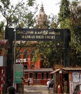 government land  Church chennai high court