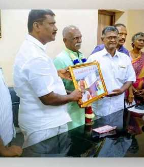 thoothukudi district kovilpatti writer sahitya akademi award