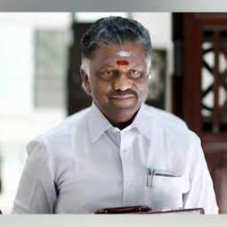TAMILNADU DEPUTY CM OPANEERSELVAM ADMIT AT HOSPITAL