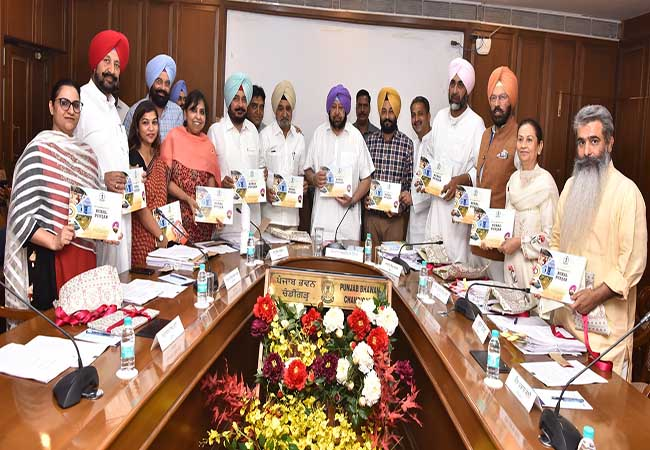 punjab cabinet decide 11th, 12th schools study girl students govt has provide smart phone