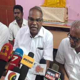 NLC accident; Rs 50 lakh compensation, permanent work for a family - K Balakrishnan