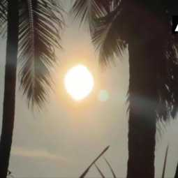 Solar eclipse begins india and other countries