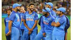 india wins 500  one-day cricket match