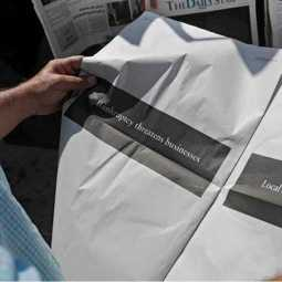 lebanese newspaper printed news in onelines to create awareness among people