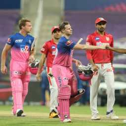 ipl match rajasthan royals vs kings eleven punjab teams