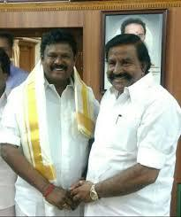 Who are the new District Secretaries in DMK?
