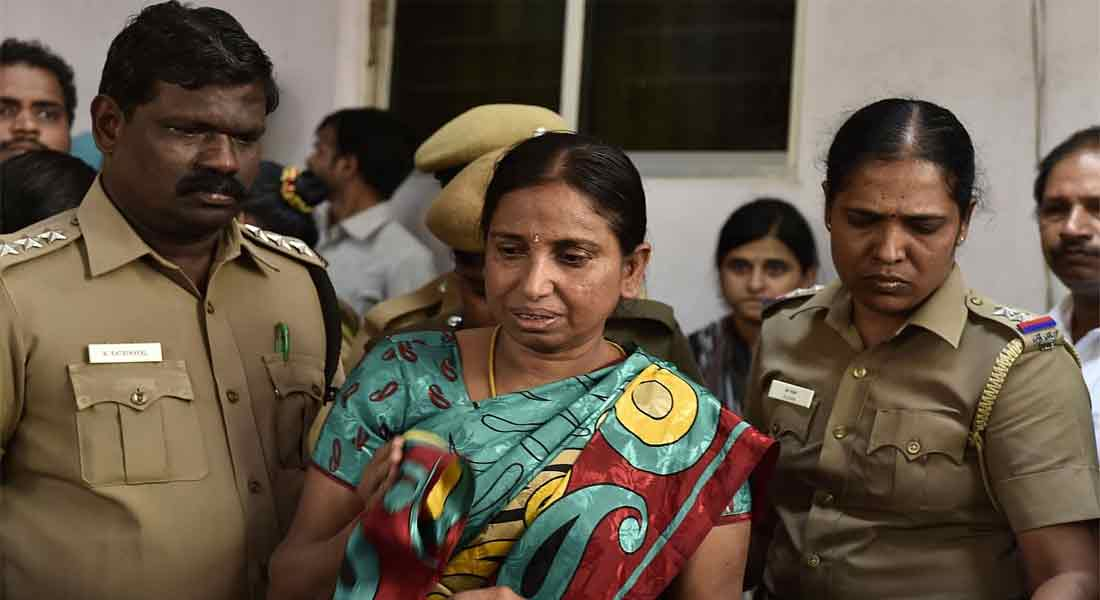 Why are Murugan and Nalini not allowed to speak in jail terms? High Court ordered to respond
