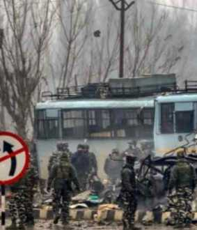 pulwama charge sheet filed