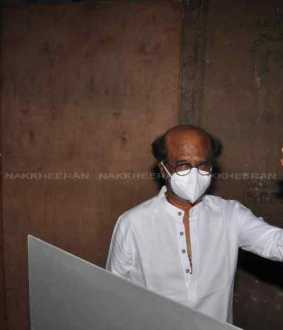 Actor Rajini cast vote