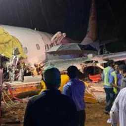 'Corona' for Kozhikode plane crash victim