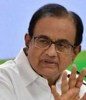 chidambaram about article 370 issue