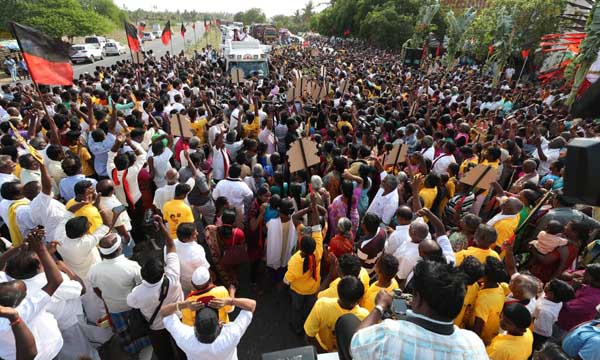 aravakurichi by election mk stalin campaign