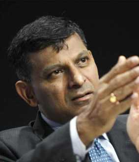 raghuram rajan about corporates in banking sector