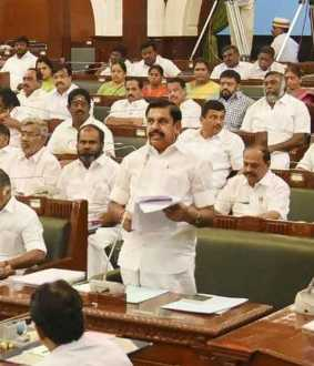 TAMILNADU ASSEMBLY AGRICULTURE BILL PASSED CM SPEECH