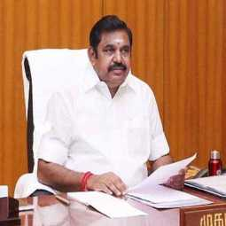 cm palanisamy explanation for senthil balaji mla fund