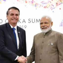 Jair Bolsonaro writes indian pm to deliver Hydroxychloroquine for brazil