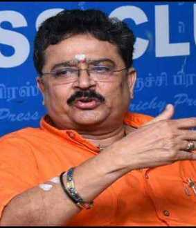 Case registered against SV Sekar!