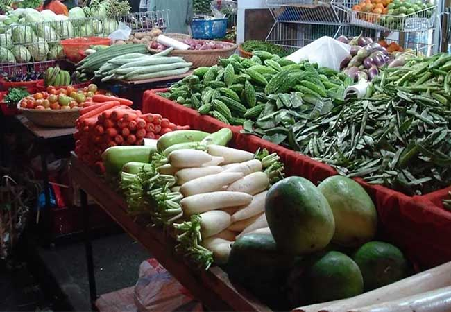 14 nutritious vegetables package for 100 bucks!