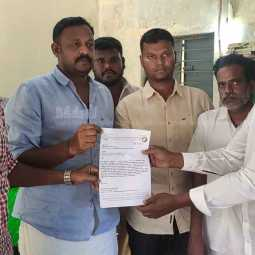 Letter to panchayat leaders