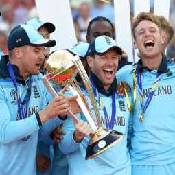 CRICKET RULES AND CHANGED IN ICC ANNOUNCED WORLD CUP FINAL MATCH ISSUE