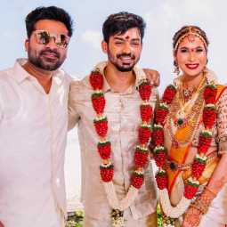 simbu attend fans marriage