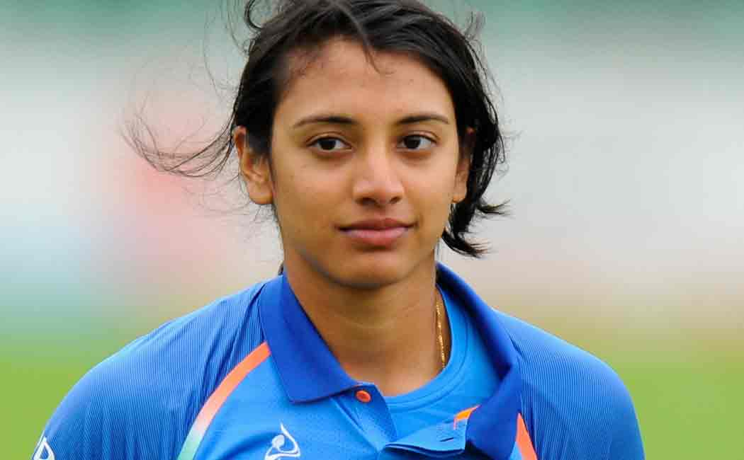 smriti mandhana becomes fastest indian to reach 2000 odi runs after dhawan