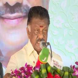 tn assembly election campaign admk party deputy cm opaneerselvam speech