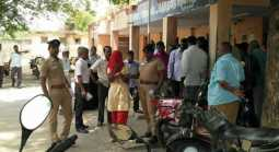 indiscipline incident in vellore!- police investigation