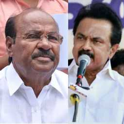 Harur by-election - mkstalin Speech - Ramadoss and kaduvetti guru