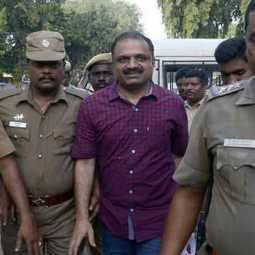 Parole extension for perarivalan