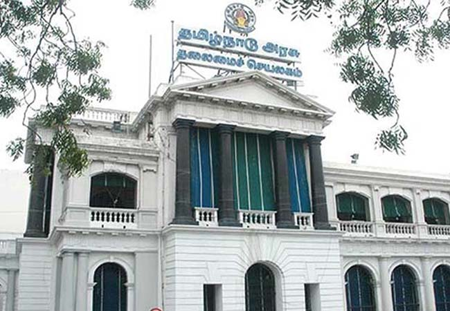 keeladi  Museum tn government fund released