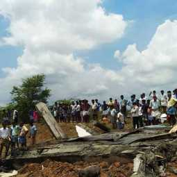 cracker plant fire accident 9 women died