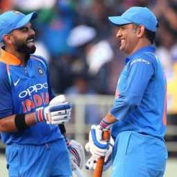kohli says dhoni is his best partner on field