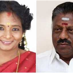 ops about Tamilisai